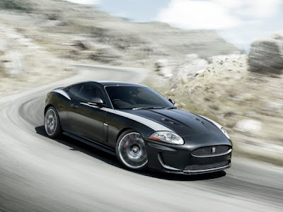 Jaguar XKR 75 2010 Jaguar engineers have been improving the power and torque