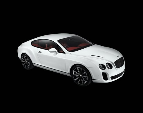 2010 Bentley Continental Supersports Collection