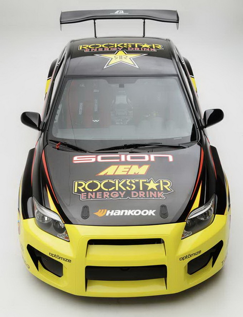 aem scion tc rockstar 2009 automotive todays. Black Bedroom Furniture Sets. Home Design Ideas