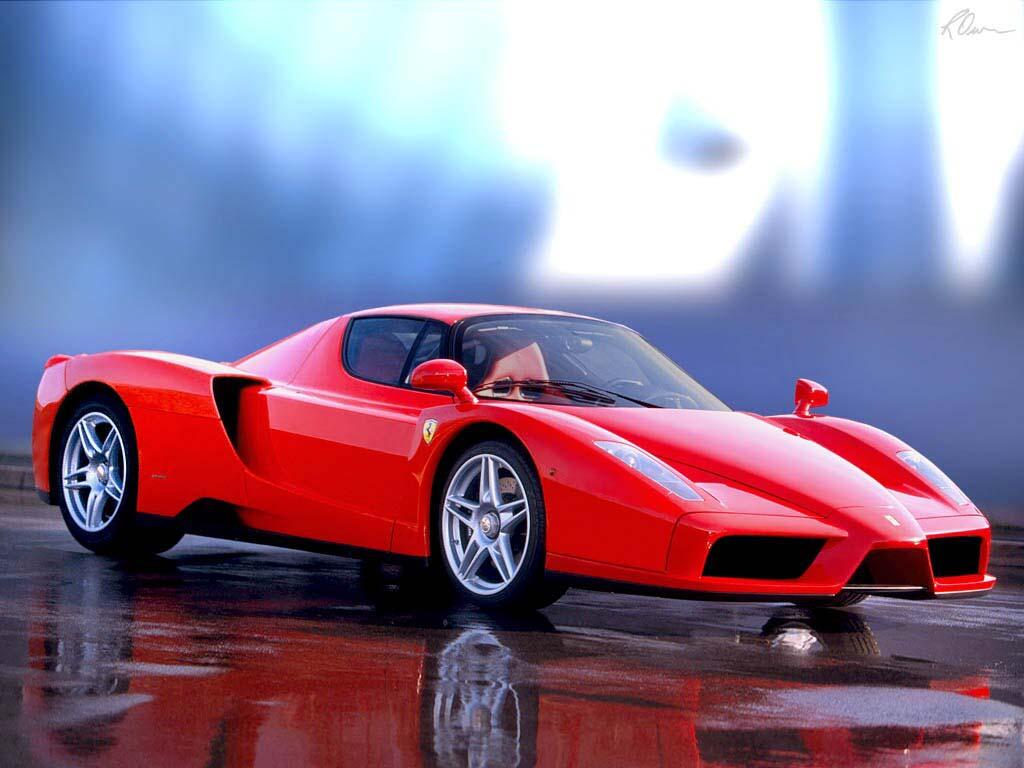 2011 Ferrari Enzo II
