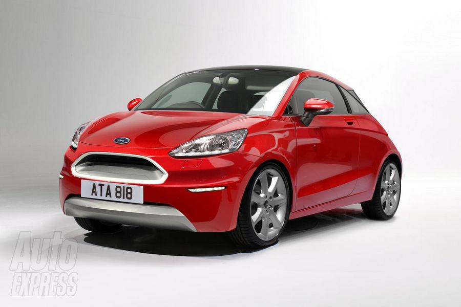 CAR CC 2014 Ford Ka Car Blog Offers Best Models Designs