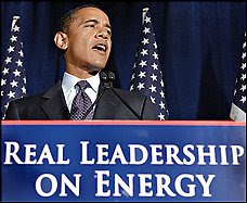 No Real Leadership on Energy-Green Energy becomes Brown Energy