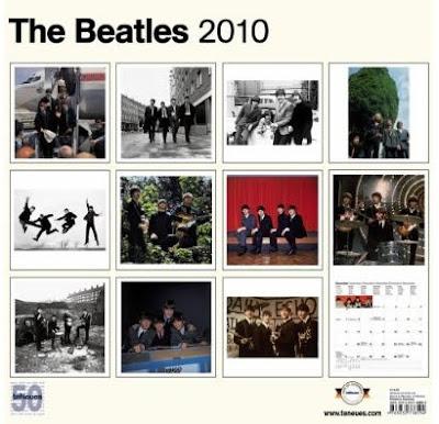 Beatles Calendar 2010