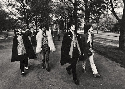 The Beatles Polska: Sesja fotograficzna w Hyde Park