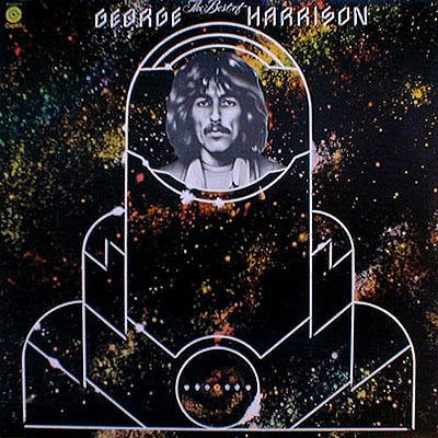 The Best of George Harrison - original US cover for the vinyl edition
