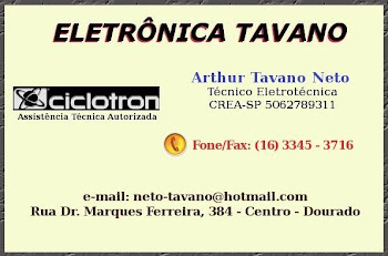 Eletrônica Tavano
