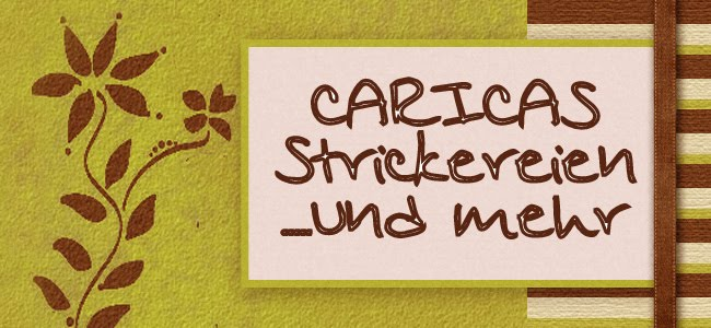 Carica´s Strickereien
