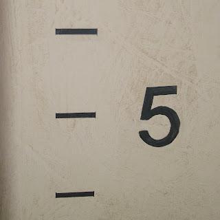 Magnetic Chalkboard Wall & Growth Chart 2 via lilblueboo.com