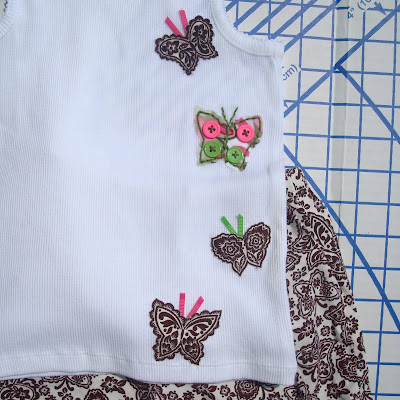 Applique Tutorial step 10 via lilblueboo.com