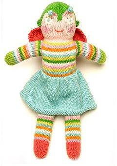 Boogaloos butterfly Blabla doll via lilblueboo.com