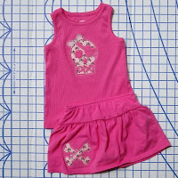 Top tutortials week -Reverse applique pink pirate via lilblueboo.com