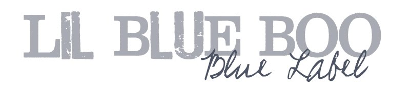 Blue Label by Lil Blue Boo