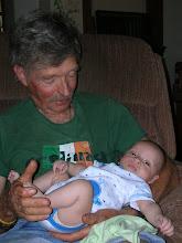 Grandpa and Sage