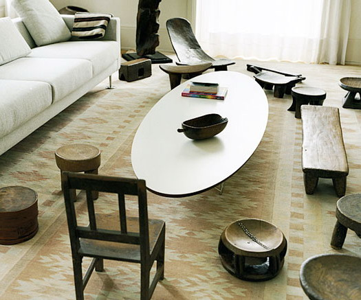 Stellaliving interior designs with an african tourch for African decor