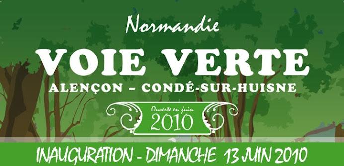 La Voie Verte de l'Orne en Normandie