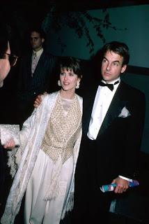 The pink heart society male on monday mark harmon for Pam dawber and mark harmon divorce