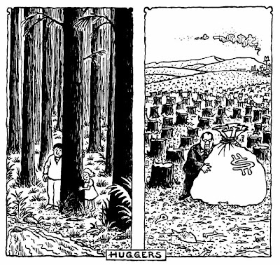 environmental cartoons, john jonik