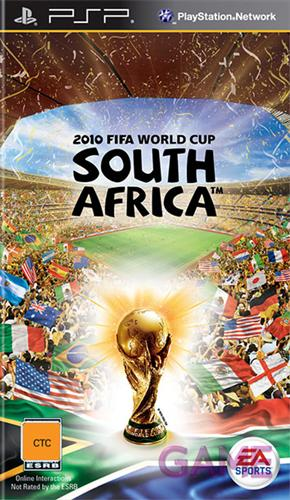 Download DOWNLOAD 2010 FIFA World Cup South Africa   PSP