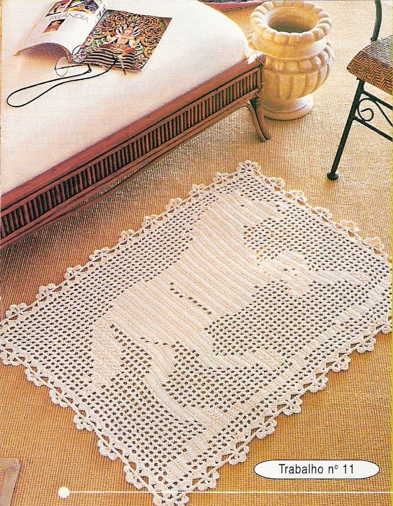 tapete peixe boa tarde amigas seguidoras achei na net esses tapetes em