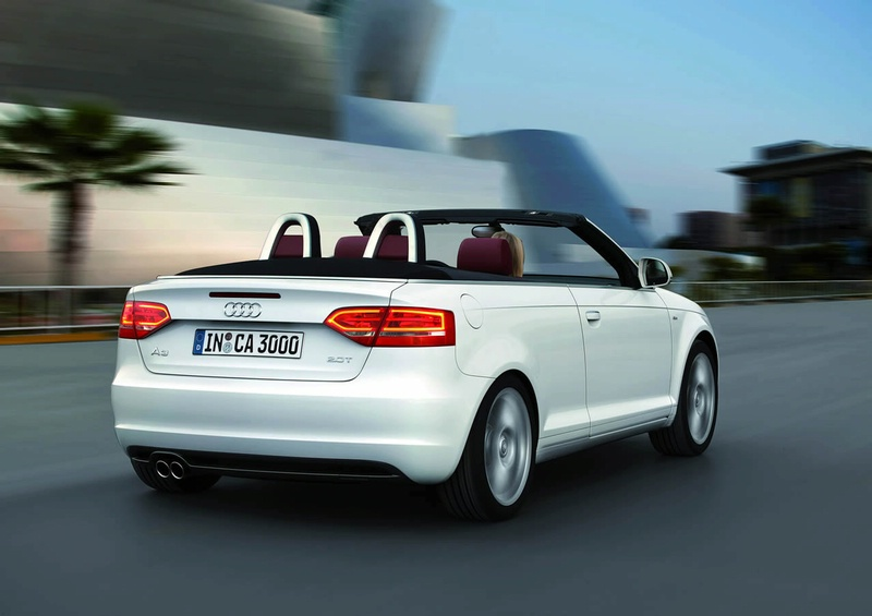 It offers the sporting genes of the A3 coupled with the uncompromising