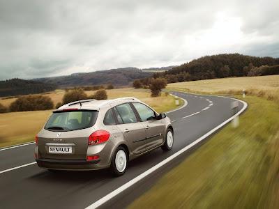 Renault Clio Sport Tourer. Clio Sport Tourer packs