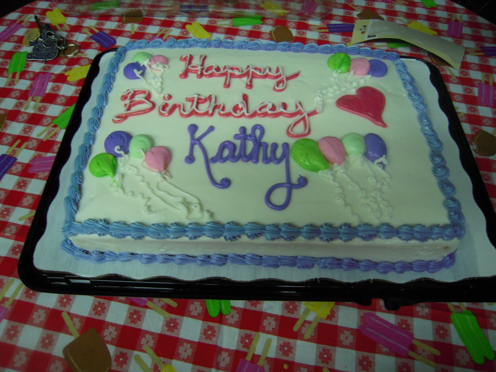 kathy s kampground kapers: My Happy Birthday Month