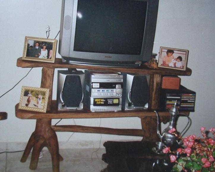 Rack para TV e som [2]