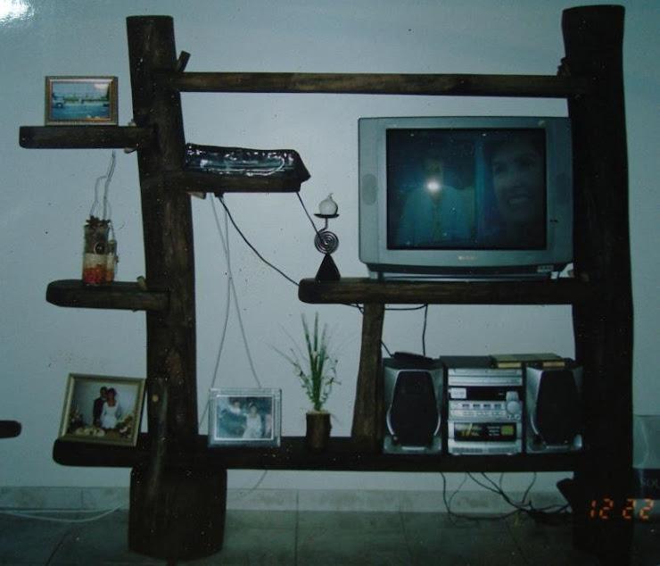 Rack para TV e som [1]