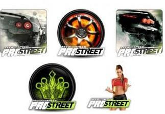 Need for Speed - Pro Street Icons