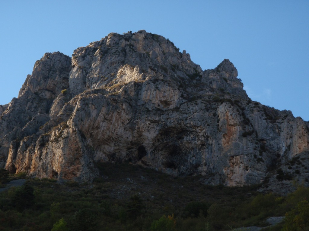 la brigue grotte
