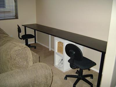 Crissie 39 S Project 365 43 365 Long Computer Desk