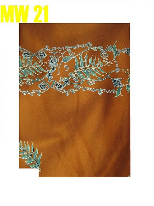 MW 21: BATIK UNIFORM SUITABLE FOR MEN AND WOMEN, QUALITY FABRIC