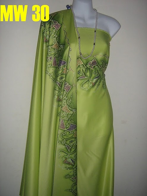MW 30: BATIK UNIFORM SUITABLE FOR MEN AND WOMEN, QUALITY FABRIC