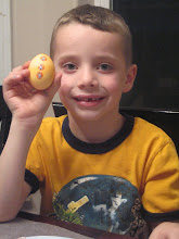 Jaxson's Easter Egg