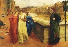 Dante estaba enamorado de Beatriz