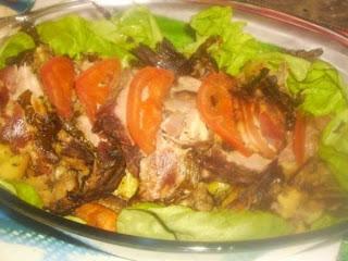Articole culinare : Cotlet de Porc la Tava