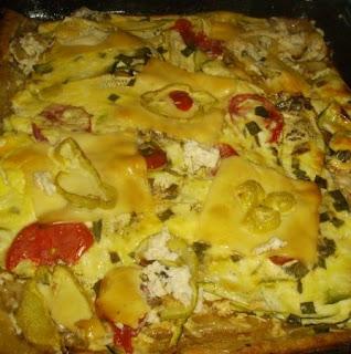 Articole culinare : Tarta Bucuria Culorilor