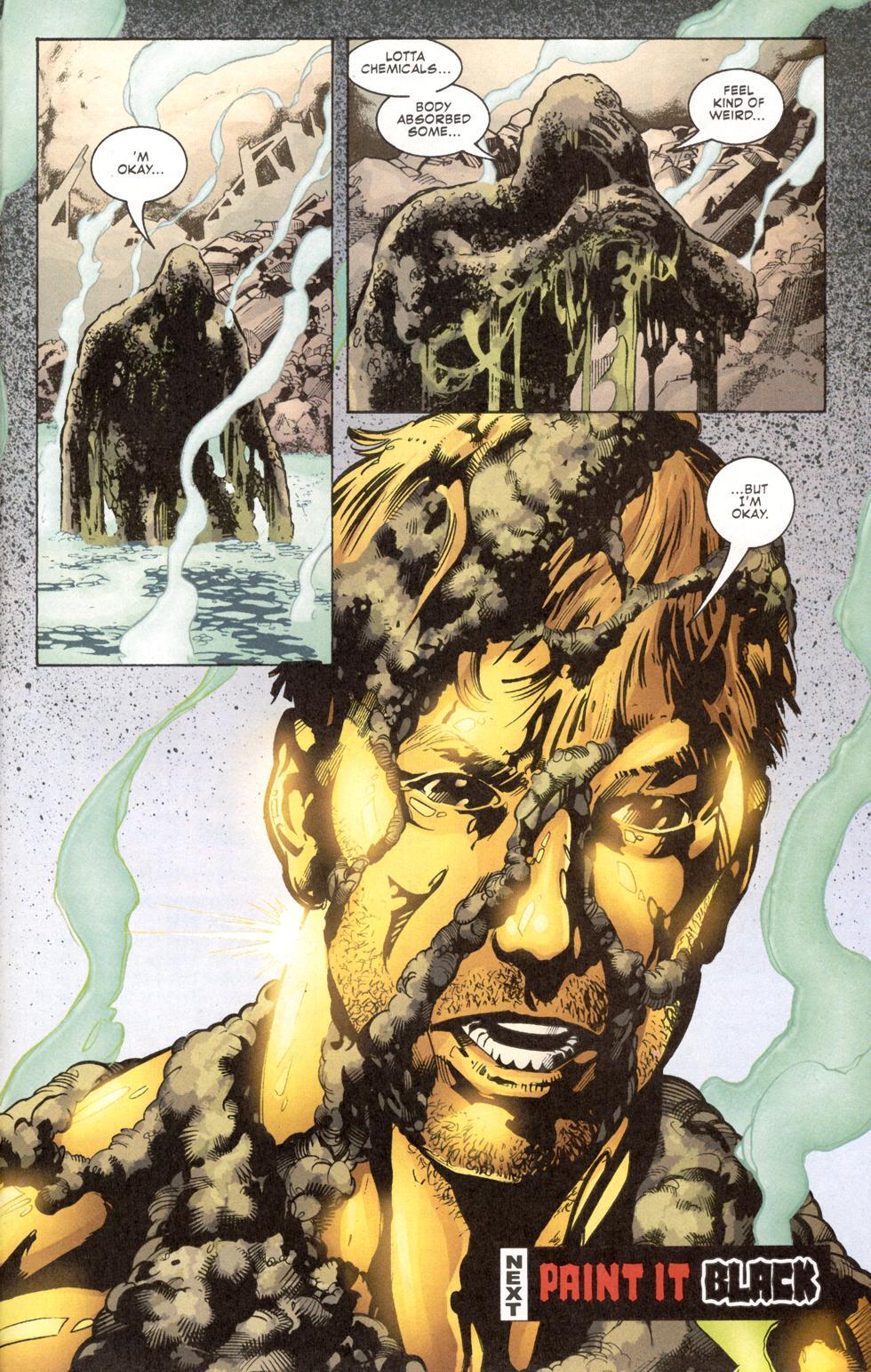 Aquaman (2003) Issue #7 #7 - English 24