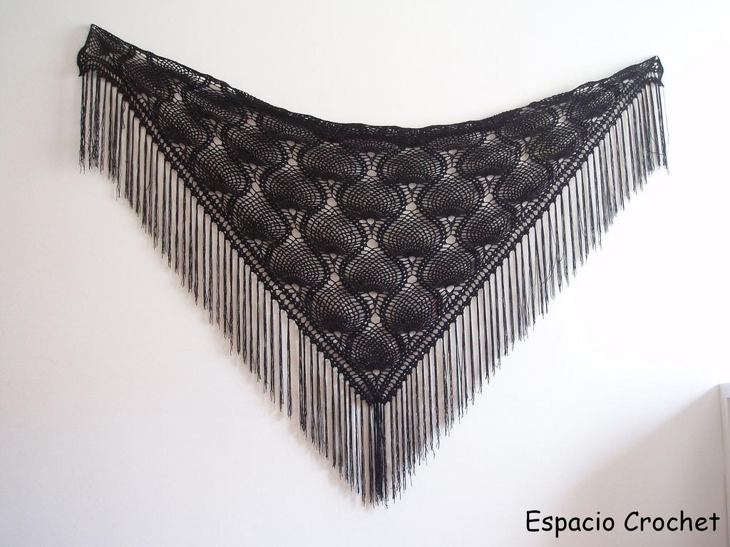Increíble Piña Patrón De Crochet Viñeta - Manta de Tejer Patrón de ...