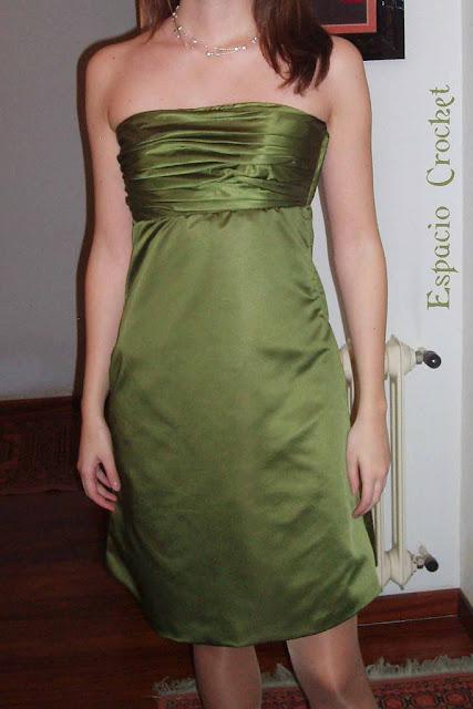Vestido fin de año 2009
