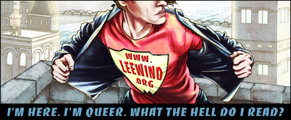 I'm Here.  I'm Queer.  What the Hell do I read?