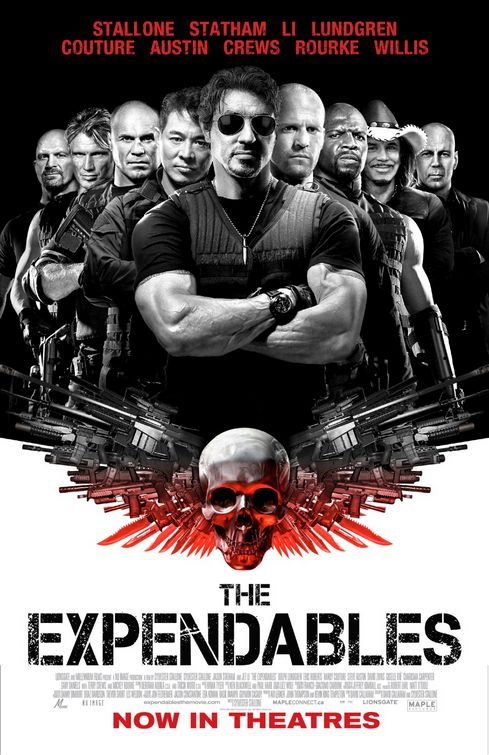 The Expendables  Expendables_ver9