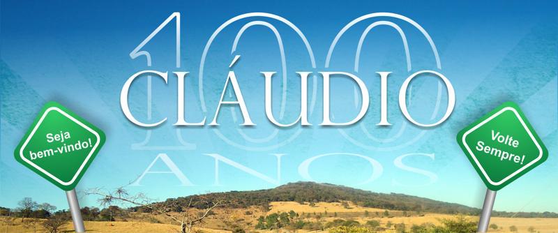 Cláudio 100 anos