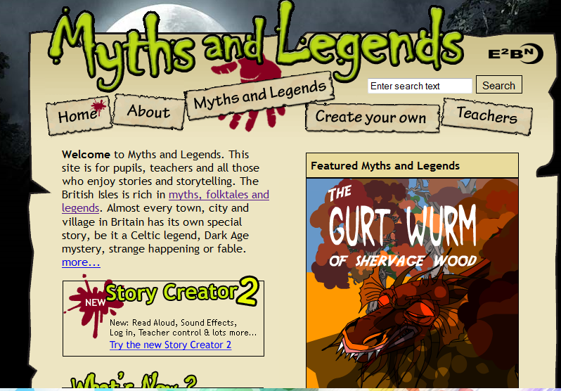 1000+ images about Literacy- myths and legends ideas on Pinterest ...