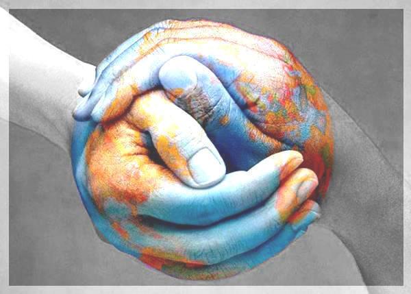 Precisamos Unir por um MUNDO MELHOR!