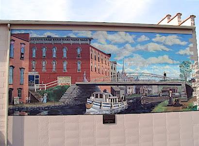 Mural by Dawn Jordan