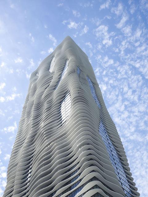 Aqua Tower, Studio Gang Architects
