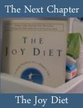 The Next Chapter: The Joy Diet