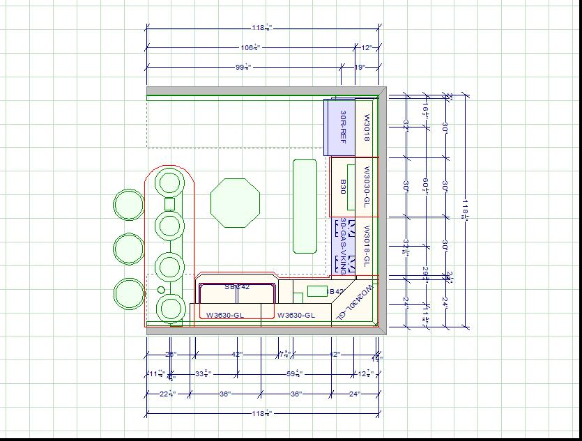 AutoCAD Floor Plan Template