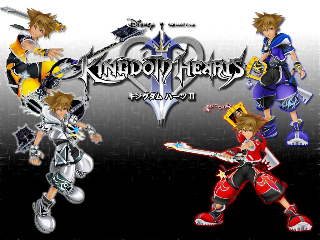 Kingdom Hearts 2 (Favourite No.1)